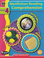 Nonfiction Reading Comprehension, Grade 4