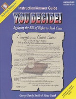 You Decide! Applying the Bill of Rights to Real Cases, Key