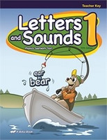 Letters & Sounds 1, 5th ed., Seatwork Teacher Key