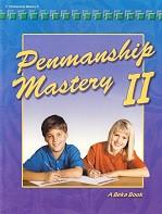 Penmanship Mastery II (5), 3d ed., student