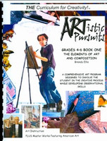 ARTistic Pursuits, Grades 4-6, Book 1, Art-Composition