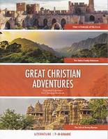 Great Christian Adventures, 7-8 Grade