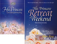 His Princess, Love Letters from Your King, book & workbook