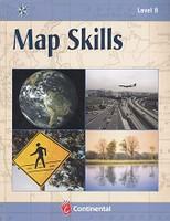 Map Skills, Level B, workbook & Teacher Guide-Key set
