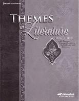 Themes in Literature 9, Quiz-Test Key