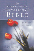 Women of Faith NKJV Devotional Bible
