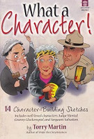 What a Character! 14 Character-Building Sketches