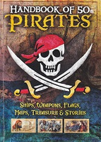 Handbook of 50 Pirates