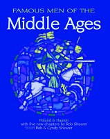 Famous Men of the Middle Ages, text & Greenleaf Guide Set