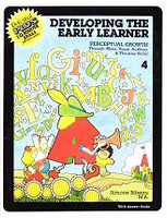 Developing the Early Learner, Workbook Level 4
