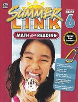 Summer Link: Math plus Reading, summer before Grade 6