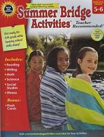 Summer Bridge Activities, Bridging Grades 5 to 6