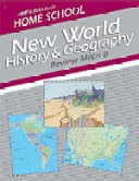New World History & Geography 6, Review Maps B