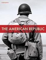American Republic 8, 4th ed., student text