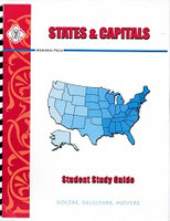 States & Capitals Student Study Guide