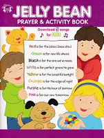 Twin Sisters Jelly Bean Prayer & Activity Book
