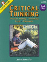 Critical Thinking Book Two, student workbook