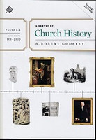 Survey of Church History, Parts 1-6 & MP3-Study Guide CD