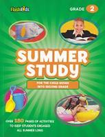 FlashKids Summer Study, going into Grade 2