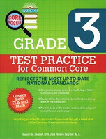 Grade 3 Test Practice for Common Core