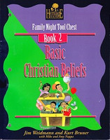 Family Night Tool Chest, Book 2: Basic Christian Beliefs