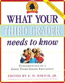 What Your Third Grader Needs to know, revised edition