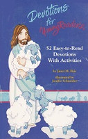 Devotions for Young Readers: 52 easy-to-read devotions
