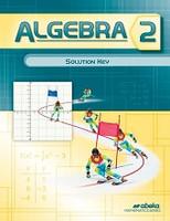 Algebra 2 (10), Solution Key