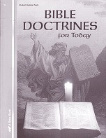 Bible 10: Doctrines for Today, Quizzes-Tests & Key Set