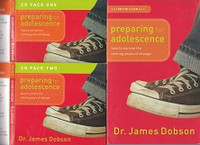 Preparing for Adolescence, Text & 8 CD Set
