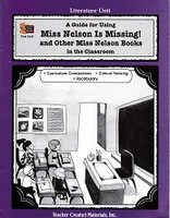 Guide for Using Miss Nelson is Missing! in the Classroom