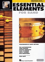 Essential Elements for Band: Percussion, Book 1