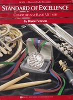 Standard of Excellence Book 1 Drums & Mallet Percussion