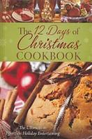 12 Days of Christmas Cookbook