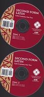 Second Form Latin, Latin Grammar Year Two Discs 1 & 2