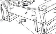 1218 Gasket, Drain Plug, Fuel Tank