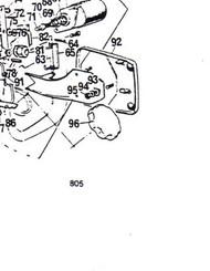 CT6252 Filler Cap, Fuel-OEM