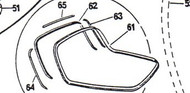 70916 Boot Seal Round Roof/dash facia