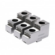 QJC-215 hardened reversible tongue & groove top jaws