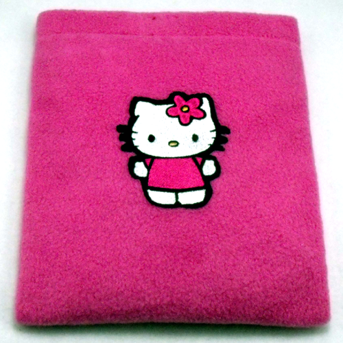 Hello Kitty Anti-Pill Fleece Rice Heating Pack