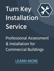 Commercial Building Installation Service