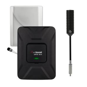 weBoost Drive 4G-X + RV Trucker Essentials Kit