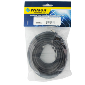 Wilson 30' RG58 Low Loss Coax Cable Extension SMA Male - SMA Female   955832