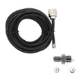 Wilson RG58 Coaxial Cable SMA Male to FME Female 20 ft, Cable Main and Connector