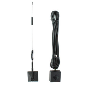 Wilson 311102 Glass Mount Antenna Dual Band 800-1900 MHz, main