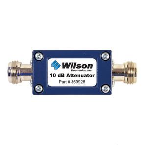 Wilson 859926 10 dB Attenuator w/ N Female Connectors, main image