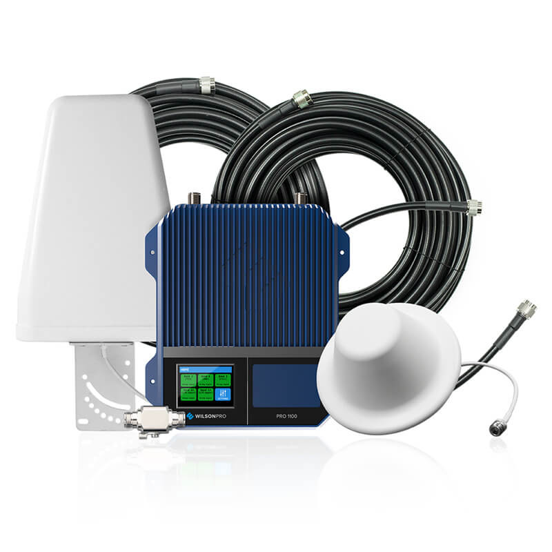 wilson pro 1000 Commercial cell phone signal booster