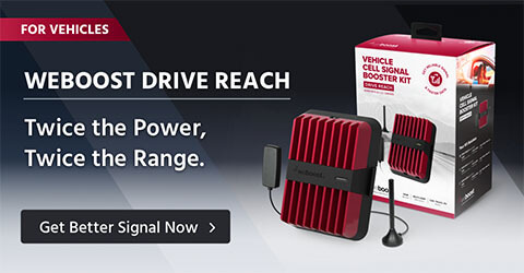 NEW weBoost Drive Reach