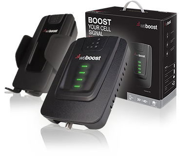 weboost 470103F connect 4g cell phone signal booster kit