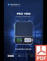Pro 1100 Manual